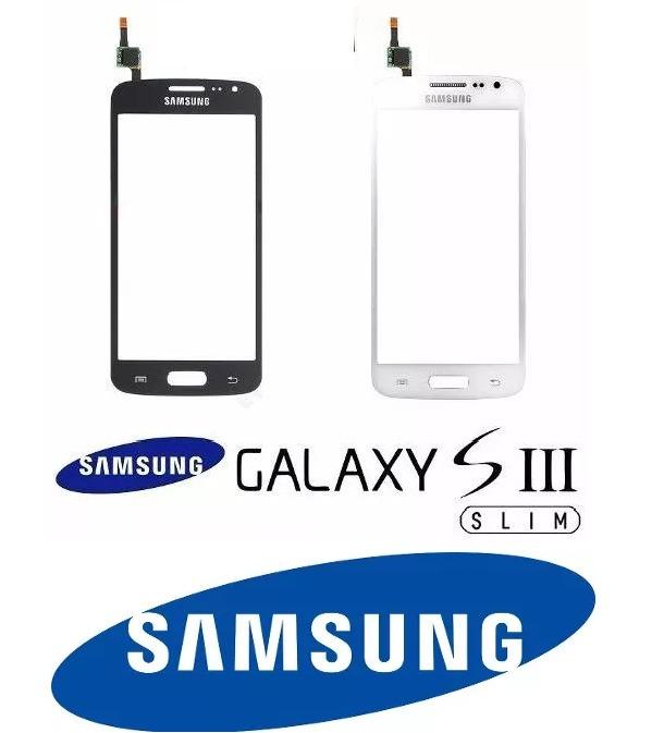 Tela Touch Vidro Sm-g3812b Samsung Galaxy S3 Slim Duos G3812