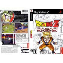 Patch Dragon Ball Z Sagas Ps2