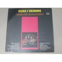 Lp Vieira E Vieirinha - Peão De Boiadeiro