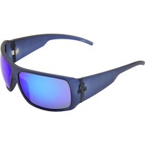 Óculos De Sol Electric Big Beat Ultramarine Grey Blue Chrome