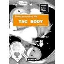 Residente Fundamentos D Tac Body De Webb 10