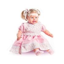 Boneca Rose Ring 62 Frases - Milk Brinquedos