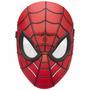 Máscara Eletrônica Homem Aranha Spider Man Ultimate Hasbro