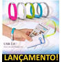 Cabo Usb Pulseira Bracelete Samsung Lg Nokia Iphone