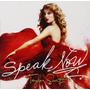 Cd/dvd Taylor Swift Speak Now (deluxe) {import} Novo Lacrado