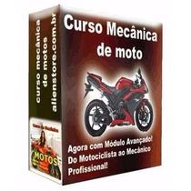 Curso 15 Dvds Mecanica De Motos Honda,yamaha,suzuki,kasinsk