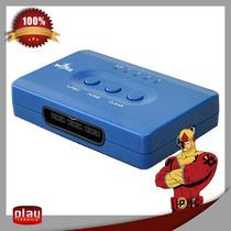 Adaptador Turbo Auto Fire Programável Ps3 Xbox 360 One E Pc