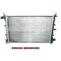 Radiador Ford Escort Sapão 1.6/1.8/2.0 93-96 C/s Ar Behr