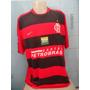 Camisa Flamengo Anos 2000 Cartão Petrobras N#10