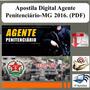 Apostila Digital Agente Penitenciário-mg 2016, Pdf.