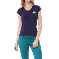 Camiseta Basic Girls - Club Polo Collection