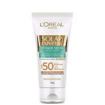 Solar Expertise Facial Toque Seco Fps50 Com Cor Loreal 50g