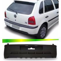 Parachoque Traseiro Volkswagen Gol G3 Fase 2 2003 2004 2005