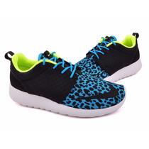 Tênis Nike Roshe Run Fb - Corrida - Fitness - Fashion