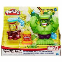 Play Doh Marvel Pote Hulk Esmaga - Hasbro Ref. B0308