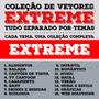 Vetores Extreme Collection Apenas Download - Cdr, Ai Ou Eps.