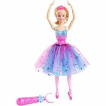 Barbie Bailarina Piruetas Lançamento Mattel