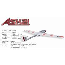 Aeromodelo Planador Ask-21 - Sistema Fpv Eagle Tree Completo