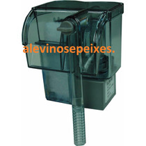 Filtro Externo Flow 60 240v. P/ Aquários Ate 40 Litros