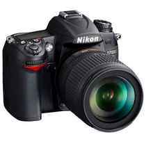 Camera Nikon D-7000 16.2 Vr Kt 18x105 Pr