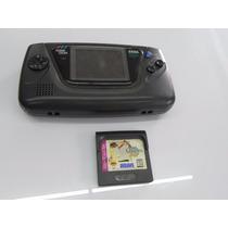 Console Gamegear - Defeito No Display - Para Retirar Peças