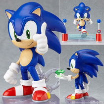 Kit Action Figure Sonic Boneco Com Acessórios Pronta Entrega