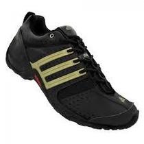Tênis Mali Adidas Masculino Preto Dourado