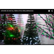 Arvore De Natal Led Ou Fibra Otica Veja O Video 1,80 Metros