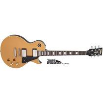 Guitarra Vintage Les Paul V100mr Jbm Gold Top - Gt0244