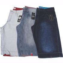 Kit Bermuda Jeans Masculino Lote 10 Unidades Shorts Atacado