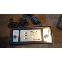 Tele Jogo Philco - Game Antigo - Console Video Game