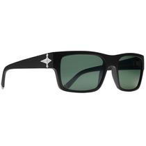 Oculos Solar Evoke Capo 1 Black Matte Silver G15 Total