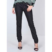 Calça Jeans Cigarrete Feminina Equus