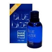Perfume Frances Blue Lazer Masculino 100ml - Leilão