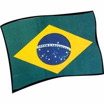 Tnt Estampado - Decorado - 50mts - Mod. Bandeiras Do Brasil