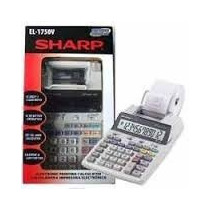Calculadora De Mesa Sharp El-1801v- Original