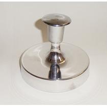 Modelador De Hambúrguer Profissional Em Aluminio Nota Fiscal