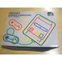 Super Famicom Completo Com Caixa, Isopor E Manual