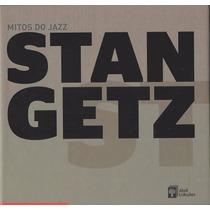 Cd Stan Getz Mitos Do Jazz Original