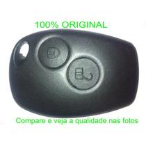 Capa Chave Renault Sandero Duster 2 Botões 100% Original