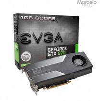 Vga Evga Geforce Gtx 970 4gb 256 Bit 4 Monitores Sem Juros