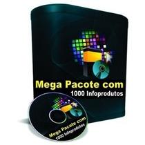 1000 Ebooks Com Direito De Revenda (entrega Imediata)