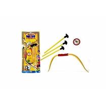 Arco E Flecha Brinquedo Indio Estilo Indiano Pica Pau