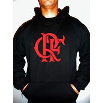 Moletom Flamengo - Retro Personalizado Capuz Canguru Blusa