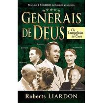Generais De Deus Os Evangelistas De Cura Livro