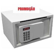 Cofre Eletrônico Digital Topázio Boca De Lobo Alp 17x28x23,5