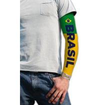 Tattoo Brasil - Copa Do Mundo Fifa 2014 Fan Football Club Fa