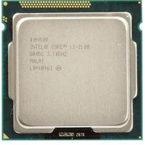 Core I3 2100 Lga 1155 3.10 Ghz 3mb Cache + Cooler Original