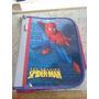 Fichário Spider-man The Amazing Marvel Chenson