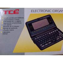 Agenda Eletrônica Tce Antiga C 900